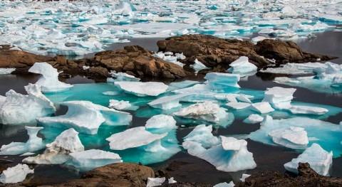 antigua Groenlandia, mucho más cálida lo que se pensaba