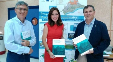 planes contaminación agua subterránea Málaga, salida laboral ambientólogos