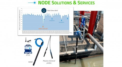 Biosensores monitorización carga orgánica y DBO5