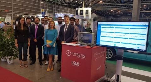 IoTsens, UVAX y FACSA exhiben tecnología aplicada gestión urbana inteligente