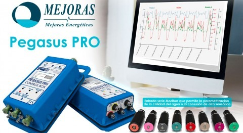 PEGASUS PRO, nuevas funcionalidades regulación inteligente presiones redes agua