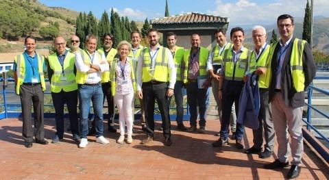 Grupo Trabajo Ciberseguridad empresas aguas se reúne Granada