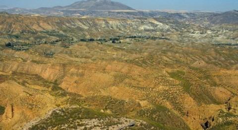 Granada destina 574.000 euros modernización regadío San Luis Hernán Valle