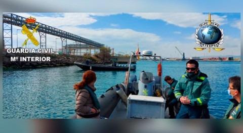 Guardia Civil investiga relación contaminación acuíferos y Mar Menor
