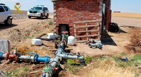 Guardia Civil detiene 107 personas extracción ilegal agua más 1.400 pozos