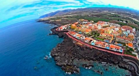 ACUAES adjudica 4,3 millones euros obras ETBAR Playa San Juan, Tenerife
