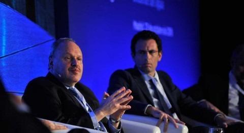 """Gustavo Saltiel: """" cambio paradigma sector agua requiere innovación"""""""