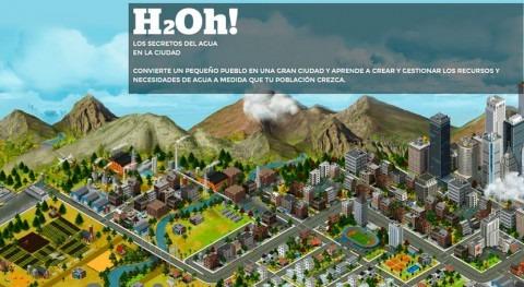 H2Oh!, exposición reflexionar desafíos gestión agua ciudades