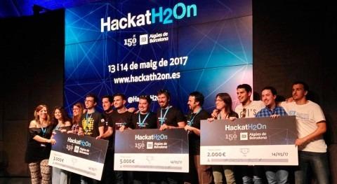 proyecto ganador HackatH2On 2017 apuesta dar salto factura electrónica