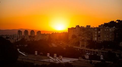 ministro Agricultura Israel lidera rezo público que llueva y acabar sequía