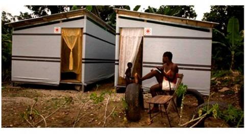 Evolución programas agua y saneamiento Haití