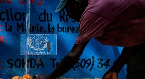 nuevo sistema abastecimiento agua ayudará combatir cólera Haití