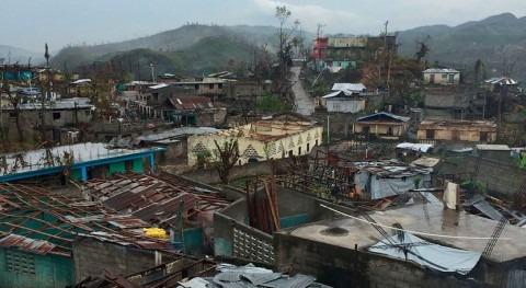 Huracán Irma amenaza inundaciones catastróficas Haití y República Dominicana