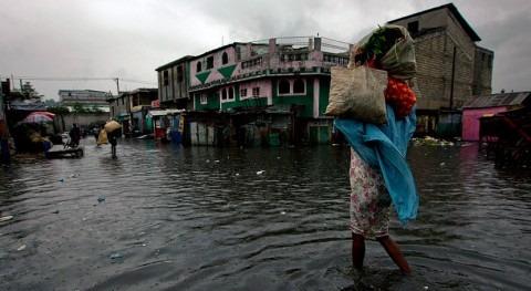 fuertes lluvias Haití dejan al menos 5 muertos y 19 desaparecidos