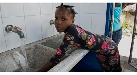 alianza España, EE.UU. y Haití logra acceso agua potable Mirebalais