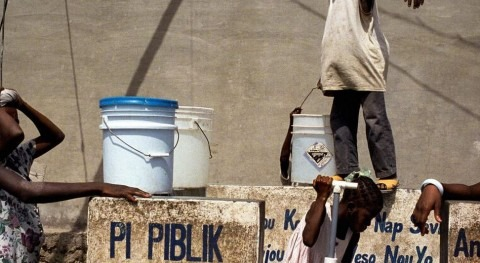 Haití: sequía y inseguridad alimentaria papeletas electorales