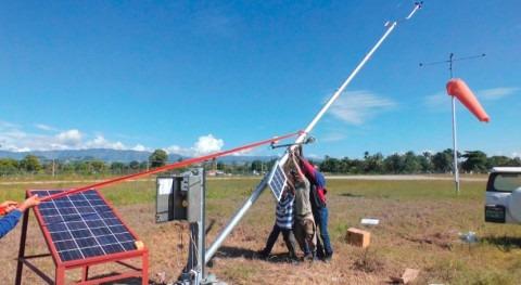 nueva financiación y Plan estratégico dan impulso al Servicio Hidrometeorológico Haití