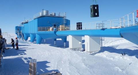 Gran Bretaña traslada estación Halley Antártida grieta hielo