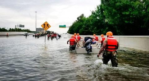 lluvias provocadas 'Harvey' podrían estar relacionadas cambio climático