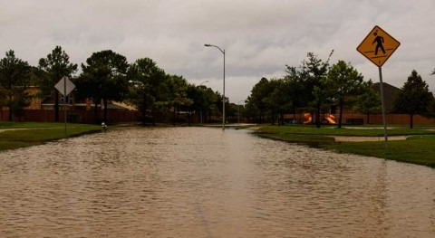 UE asiste Estados Unidos gestión huracán Harvey programa Copérnico