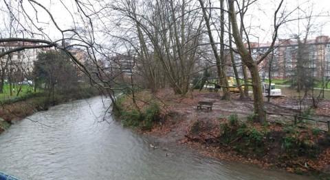 URA concluye 2ª Fase obras restauración ambiental río Oiartzun Fanderia