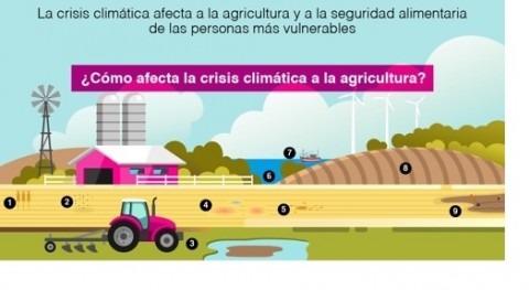 Fundación Aquae analiza cómo afecta crisis climática agricultura