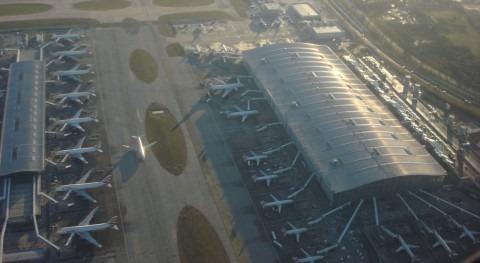 Flygt Concertor soluciona atascamiento estación bombeo Aeropuerto Heathrow