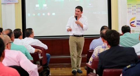 Minvivienda destina más 200 millones dólares al abastecimiento agua potable Santander
