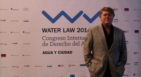"""Henrique Cymerman: """" zona más seca planeta, agua puede ser casus belli"""""""