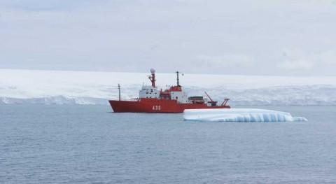 temperatura océano, crucial extensión y estabilidad hielo Antártida