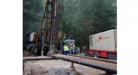 Hidraqua y Ayuntamiento Xeraco finalizan sondeo buscar nuevas fuentes suministro