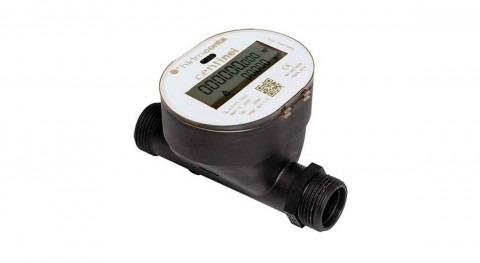 contador Centinel Hidroconta, ideal instalación circuitos agua potable