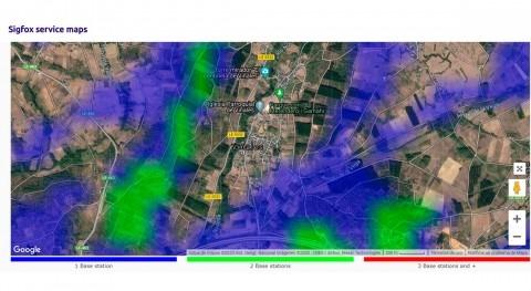 Telelectura municipios rurales Comarca Bierzo