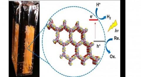 ¿Es posible obtener combustible hidrógeno partir agua y luz solar?