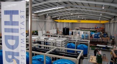 Hidrotec, empresa innovadora tratamiento aguas
