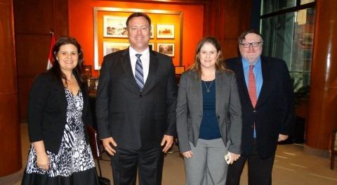Bélgica se interesa desarrollo Hidrovía Paraguay