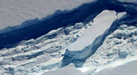 investigación señala nueva amenaza plataformas hielo flotante Antártida