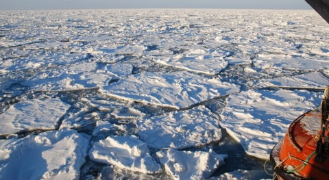 combinación satélites monitoriza cambios Ártico