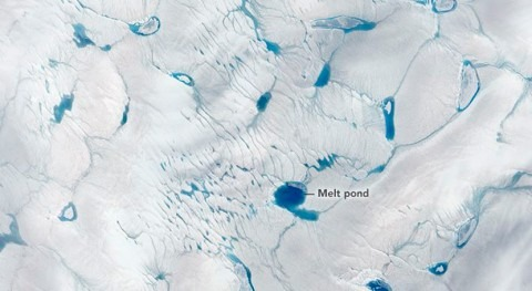 Deshielo verano Groenlandia: antes y más rápido debido al aumento temperaturas