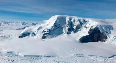 Antártida pierde seis veces más masa hielo anualmente que hace 40 años