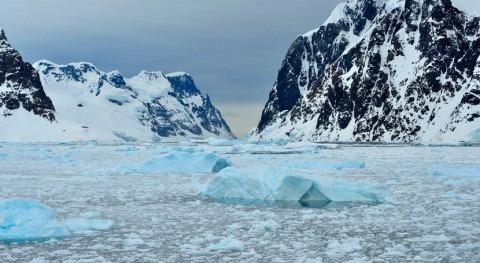 hielo derretido Antártida podría conducir veloz aumento nivel mar