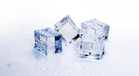 teoría agua, cuestionada observación inesperada hielo