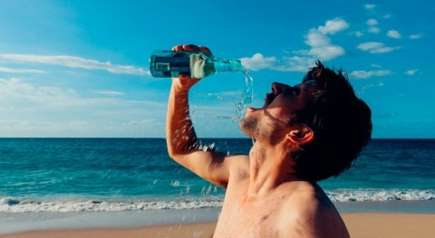 ¿Cuánta agua consume mexicano?