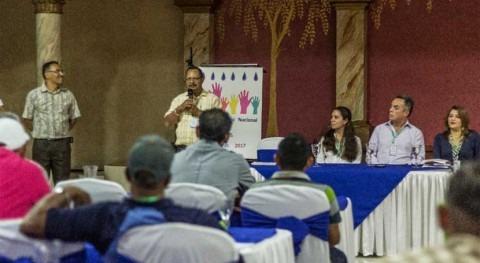 Asociaciones Juntas Agua Potable y Saneamiento Honduras se reúnen primera vez