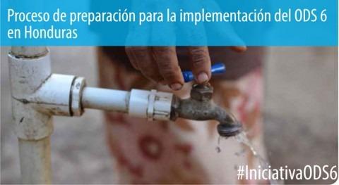Así se prepara Honduras implementación ODS 6