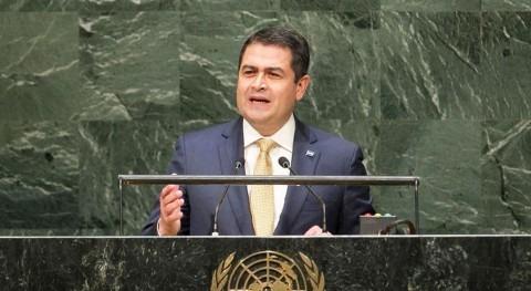 Honduras insta países afrontar cambio climático responsabilidad compartida