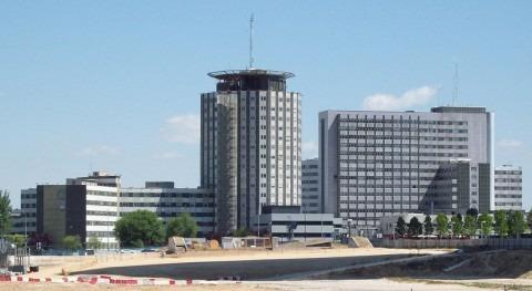 central térmica Hospital Paz ahorra 8 años casi 600.000 euros gestión agua