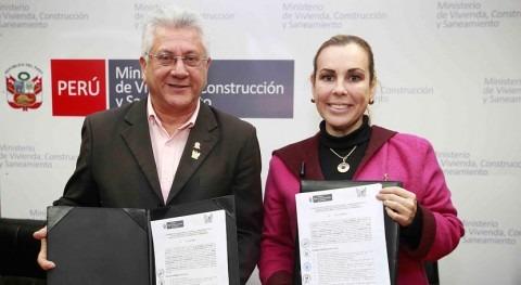 Gobierno Perú financiará planta tratamiento aguas residuales Huacho