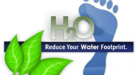 Cálculo huella hídrica y huella agua