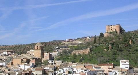 agricultores Jaén piden arreglo caminos rurales y limpieza Jandulilla lluvias agosto